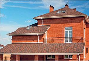 Ruplast - водосточная система для Вашего дома!
